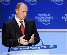 Putin's speech at World Economic Forum