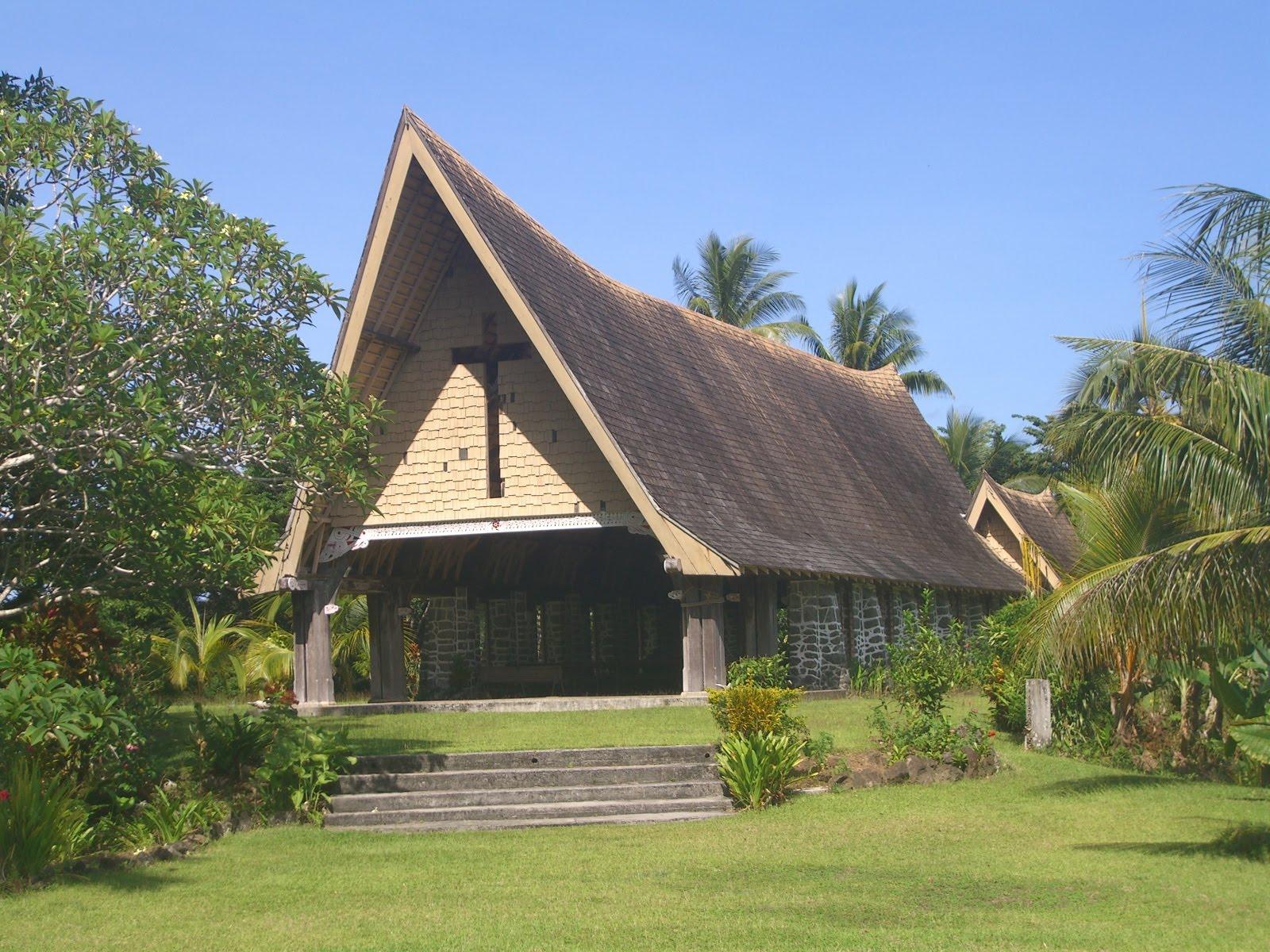 Kwato Island Restoration