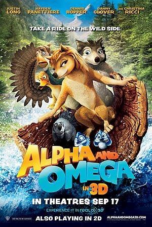 Alpha And Omega 2010 - Thủ Lĩnh Sói Xám [hd]