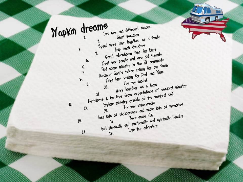 NapkinDreams