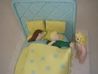 Kızımın pastası