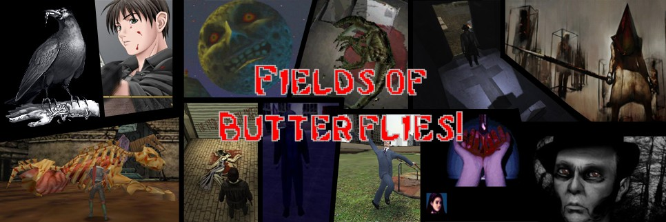 Fields of Butterflies