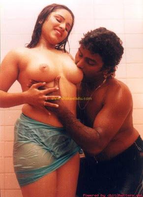 Girl and guy having hard sex