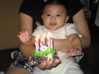 Baby Noel 8 months