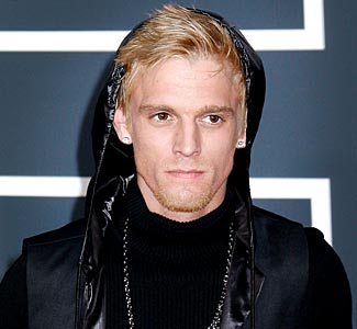 Aaron Carter in rehab