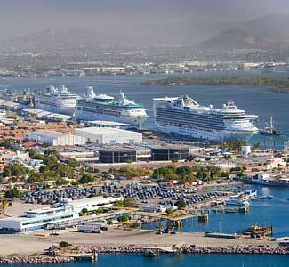 Cruise Ships Mazatlan Mexico