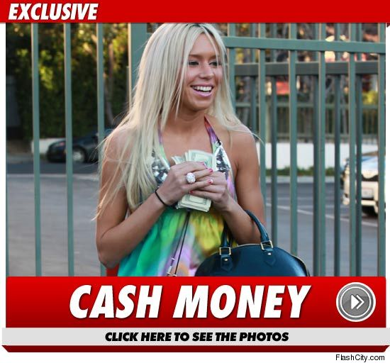 Kacey Jordan The Adult Star Who Partied With Charlie Before He Was Rushed To The Hospital Went To Cash The 30000 Check Charlie Gave Her Right After She
