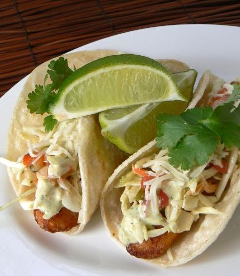 Mih product reviews giveaways beer battered fish tacos for Beer battered fish tacos recipe