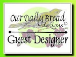 Guest Designer March, April, May and June 2009