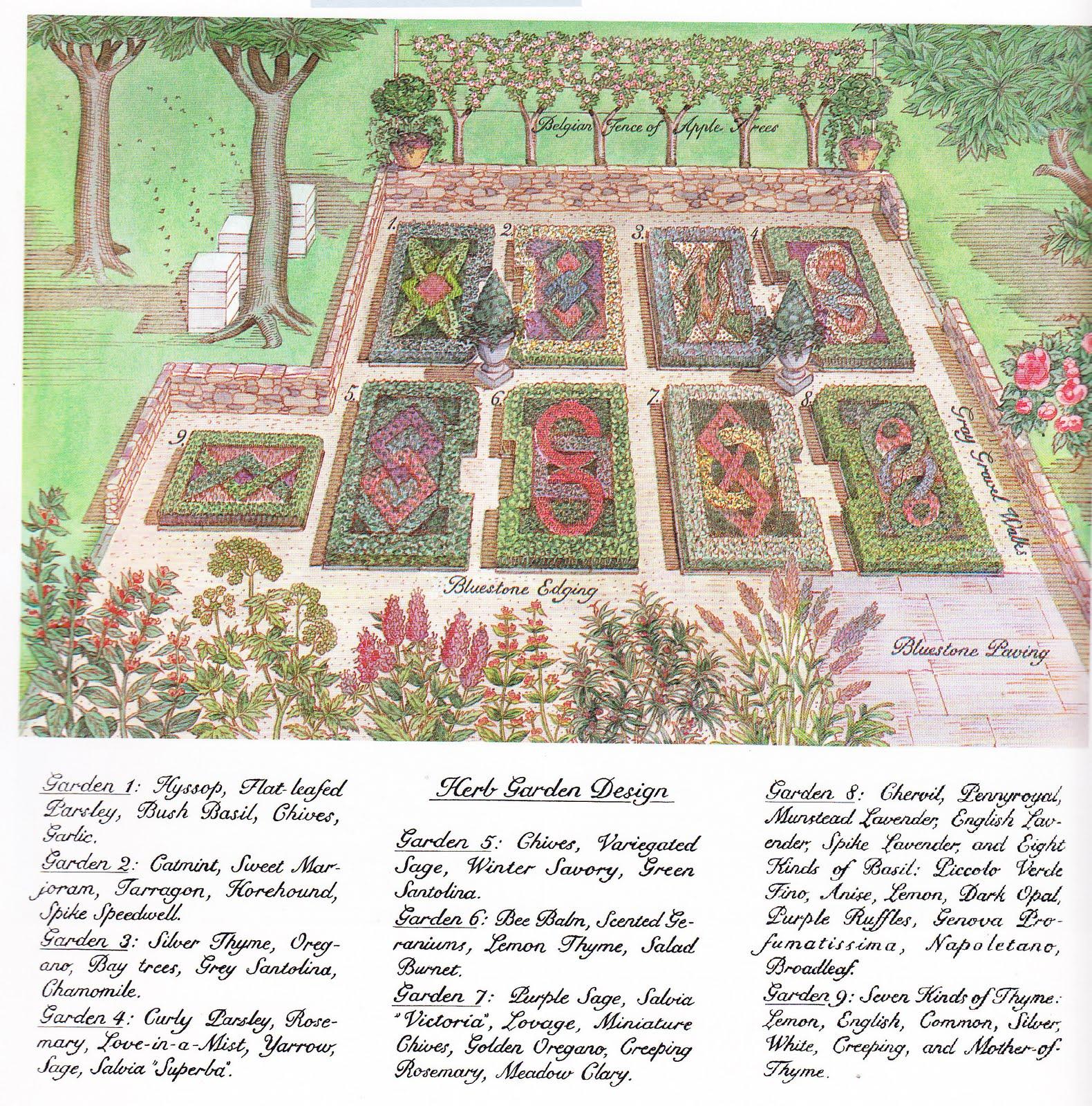 Auntie Ks Garden Knot Gardens