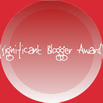 Significant Blogger Award