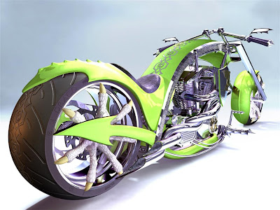The Biggest Inspiration Motorcycle