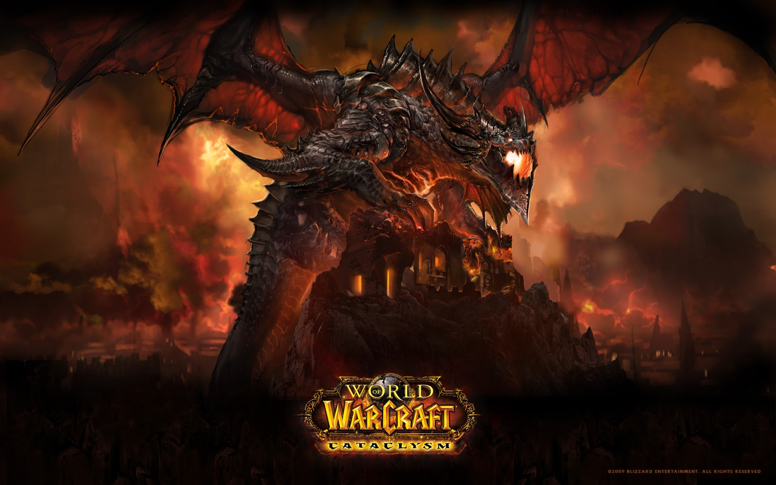 World Of Warcraft Wallpaper Cataclysm  Apps Directories