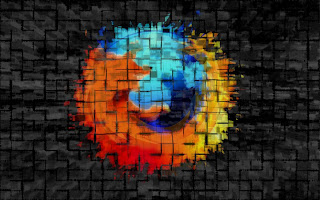 The Best FireFox Browser 3D Mozila Open Source Abstract HD Wallpaper