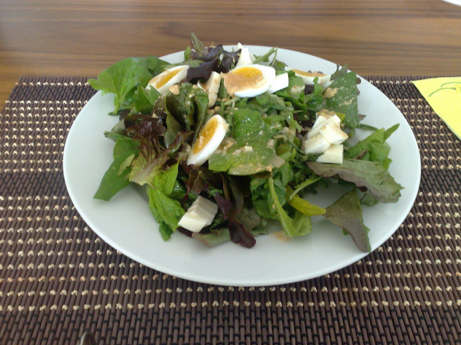 spinat salat mit mozarella kochrezepte. Black Bedroom Furniture Sets. Home Design Ideas
