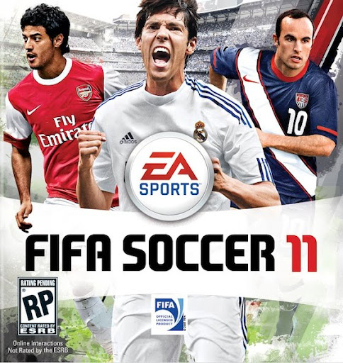 Fifa 11 EA Sports video game