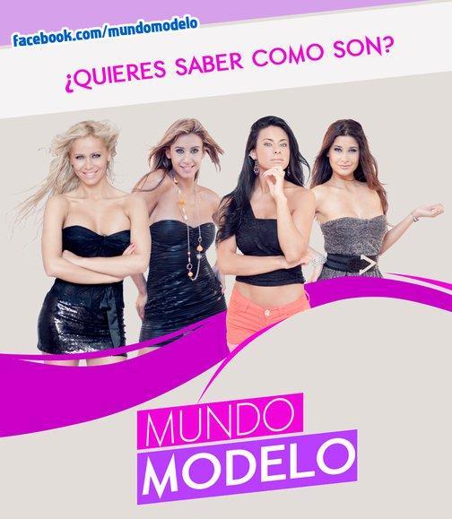 Modelo Es El Reality Show Sobre Una Agencia De Modelos En Paraguay