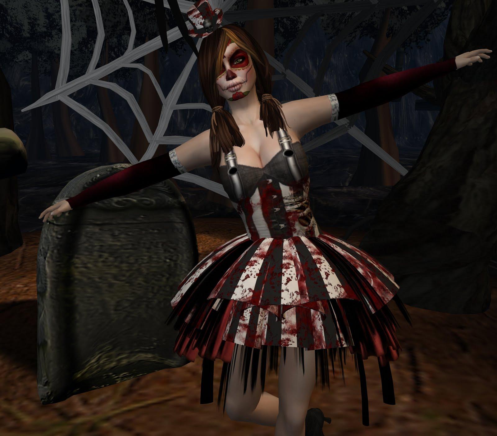 black voodoo doll costume - photo #39