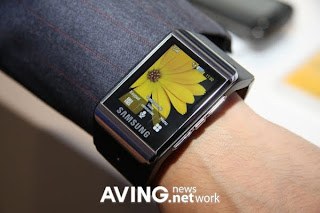 Samsung watch phone S9110