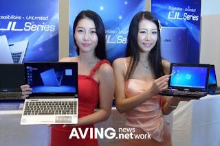 netbook UL Eee Touch