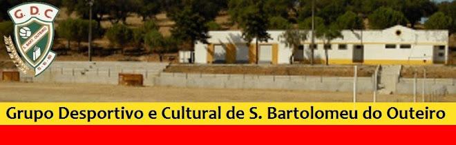 Grupo Desportivo de São Bartolomeu do Outeiro