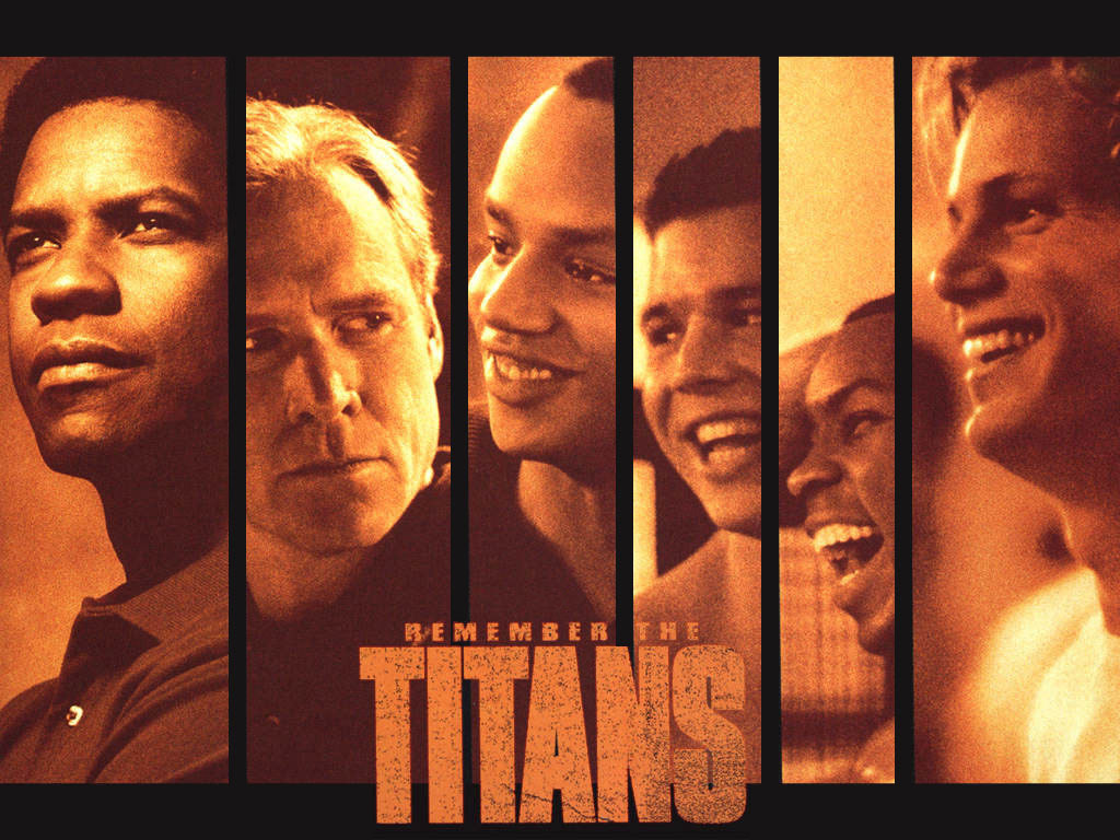 Left Right Remember The Titans