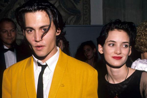 johnny depp winona forever. The year Johnny Depp amp; Winona