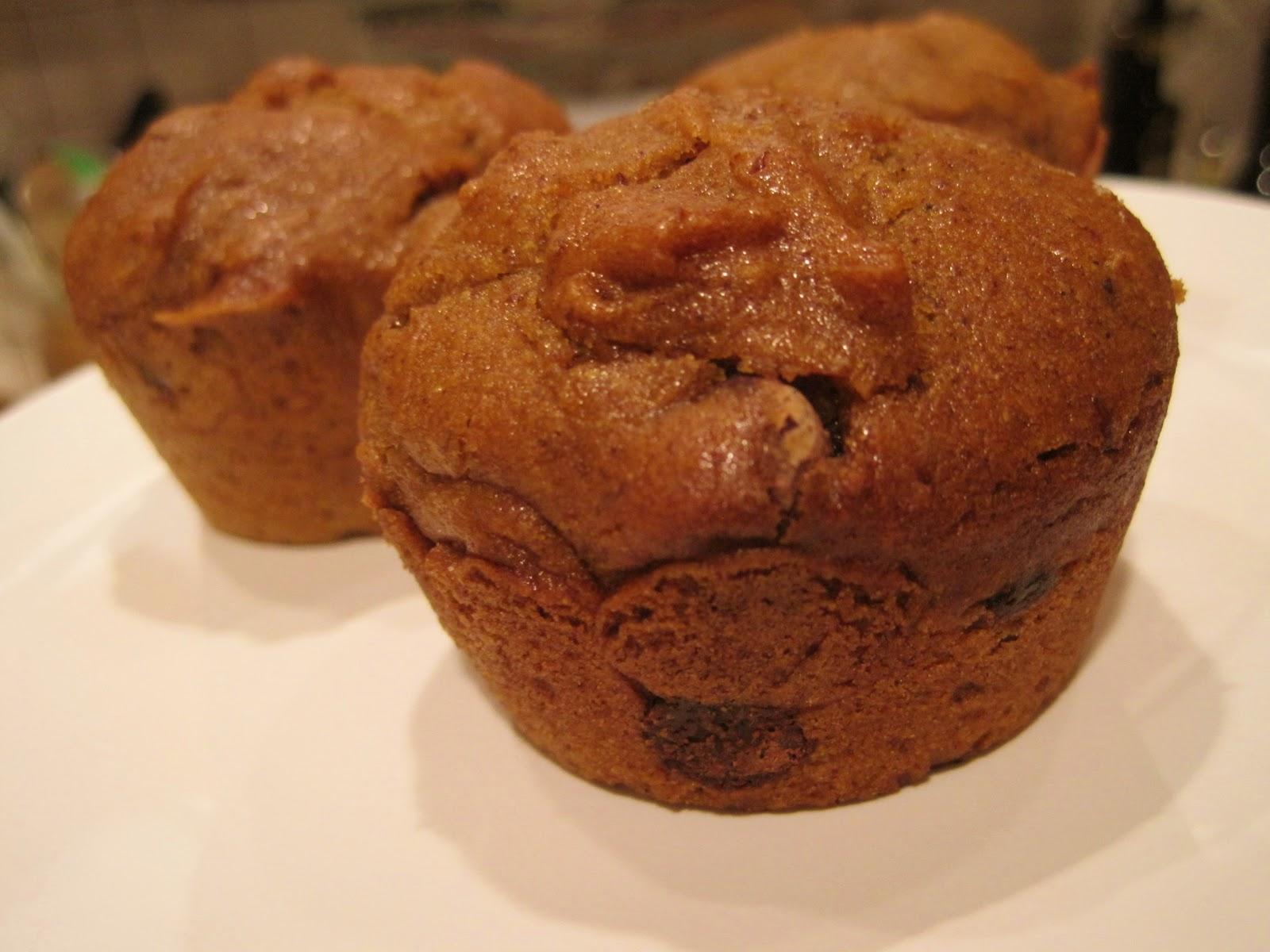 Pumpkin Muffins or Bread
