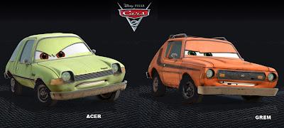 Cars 2 Película