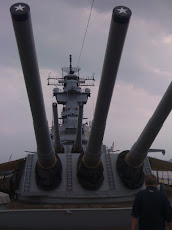 The U.S.S. New Jersey