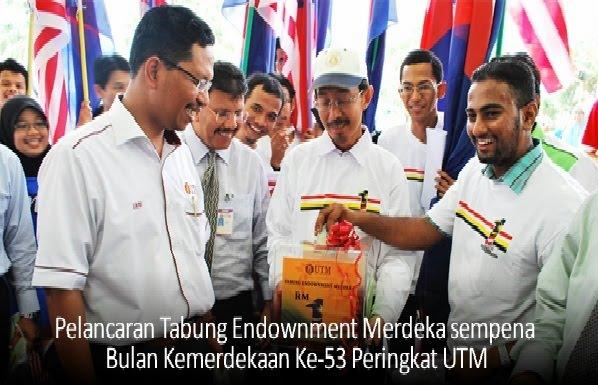 Registrar UTM.my: Sambutan Bulan Kemerdekaan Ke-53 [2010]: 1 Malaysia