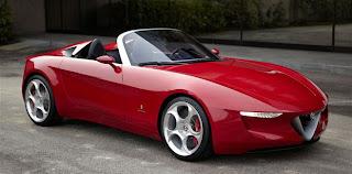 2010 Alfa Romeo 2uettottanta Concept