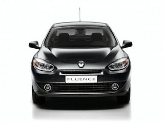 2010 Renault Fluence