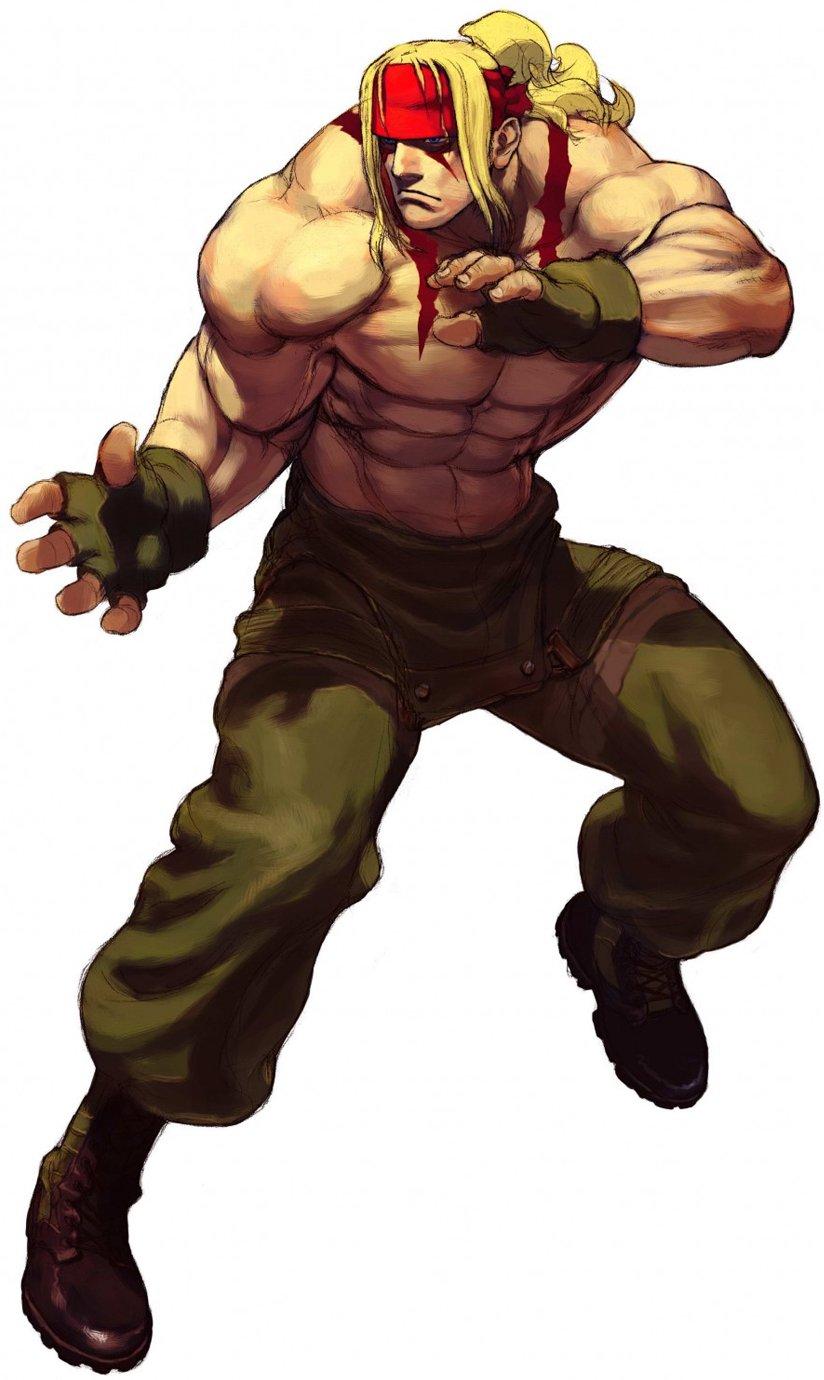 Alex street fighter 2 game