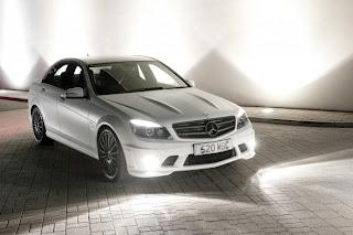 2011 Mercedes Benz C Class DR 520
