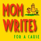 Mom writes for a cause