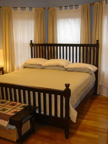 Cortinas para el hogar impactantes ideas para cortinas de for Ideas de cortinas para dormitorio