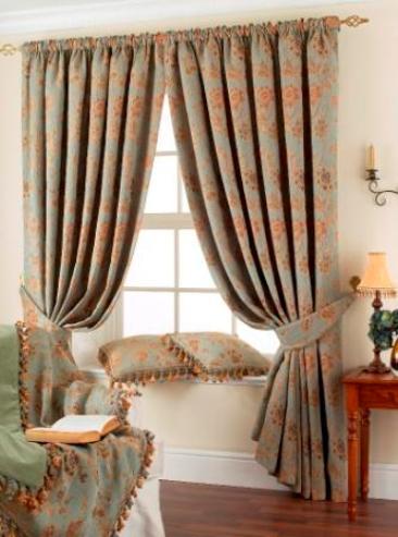 Cortinas para el hogar ideas para hacer cortinas - Ideas para hacer cortinas ...