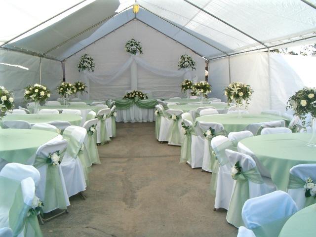 Ideas para decorar fiesta de boda ideas para la decoraci n de la recepci n matrimonial en casa - Decoracion boda en casa ...