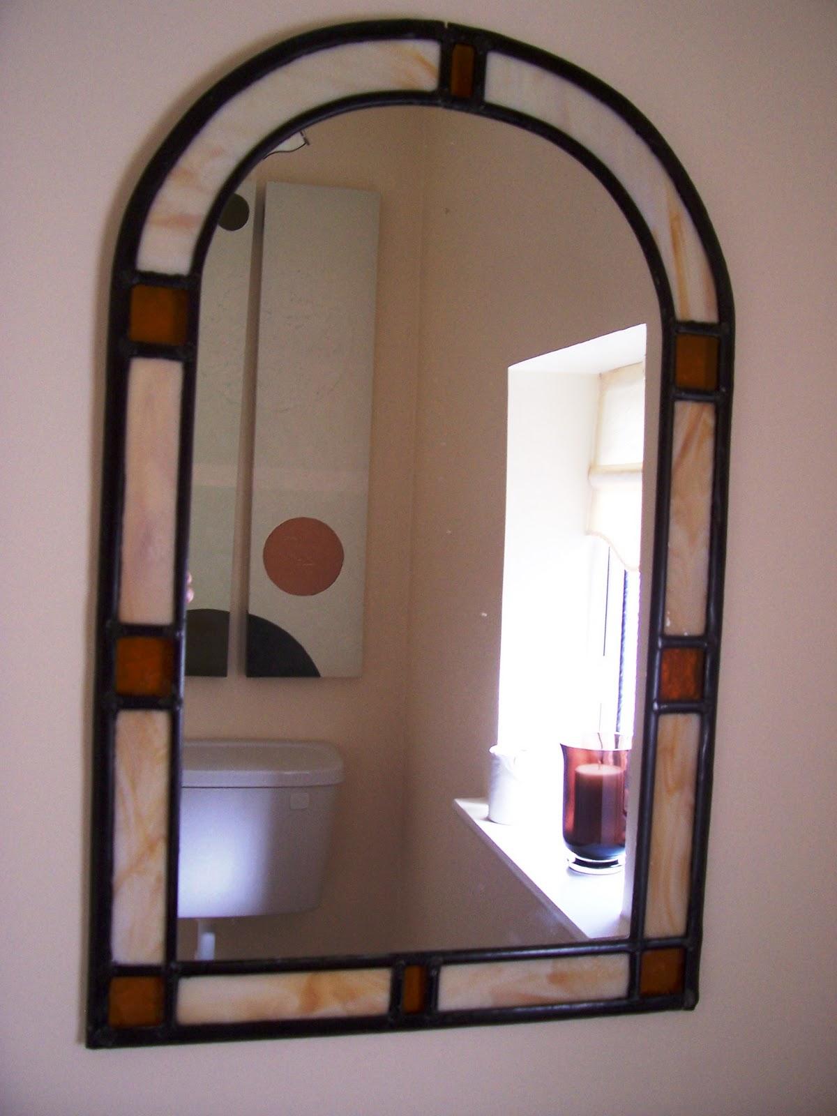 Decoraci n de rincones ideas para decorar con espejos de for Decorar marco espejo