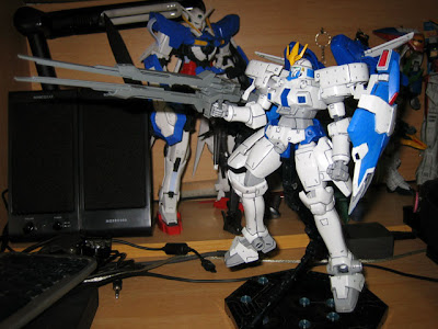 My Gundam Model Kits: HG 1/100 OZ-00MS2B Tallgeese III