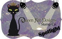 Spotlight on my QKD Russian Dolls card 12/31/09
