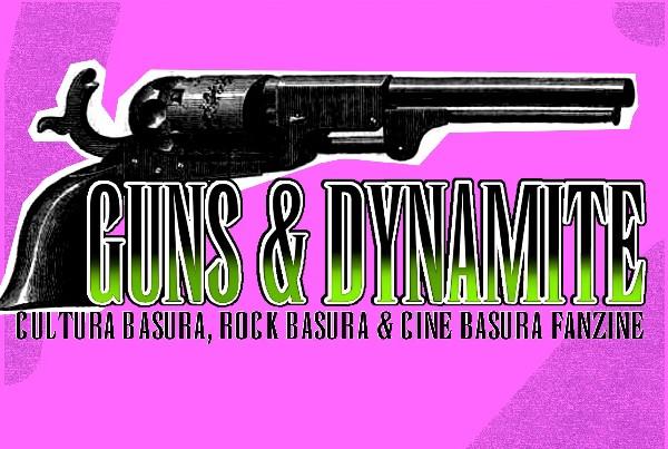 Guns & Dynamite Fanzine