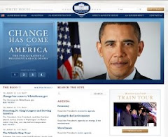 America&#39;s NEW ! White House Site