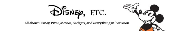 Disney, etc.