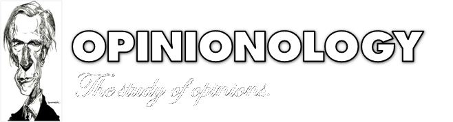 Opinionology