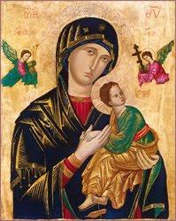 Nuestra Madre María del Perpetuo Socorro