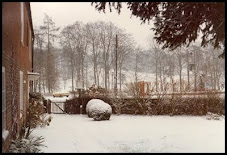 Chawton in winter