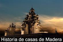 Iglesias Rusas de Madera