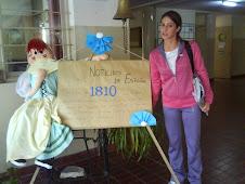 Preparando el mes del bicentenario